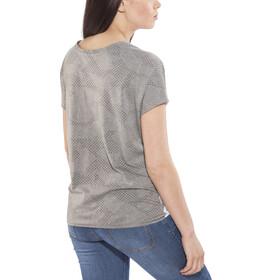 Salewa Puez Hybrid Dry t-shirt Dames wit